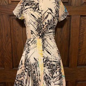 Yumi Kim knee length dress. Show stopper.